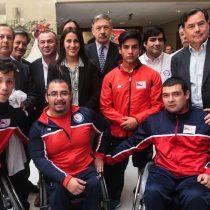 El deporte paralímpico en Chile ya está reconocido por ley