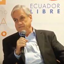 Bancorp intenta blindar a Piñera: