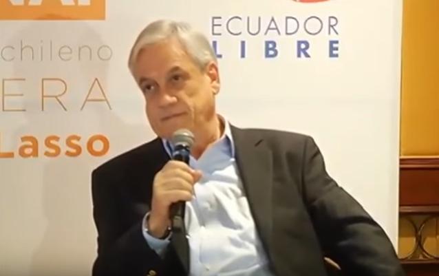 [VIDEO] El día que Piñera decía que los