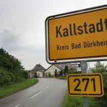 Pueblo alemán donde vivieron abuelos de Trump: