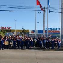 Grupo Solari enfrenta primera huelga de sindicato de Homecenter en medio de bajón de la construcción en el país
