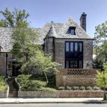 Este será el nuevo hogar de US$5,3 millones en que vivirán los Obama una vez que dejen la Casa Blanca