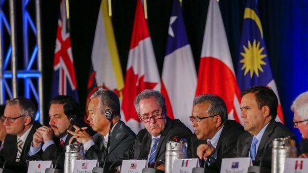 China es la gran ausente del TPP. Ahora, tendrá oportunidad de impulsar su propio acuerdo.