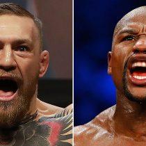 La guerra entre Floyd Mayweather y Conor McGregor ¿pasarán de las palabras a la acción?
