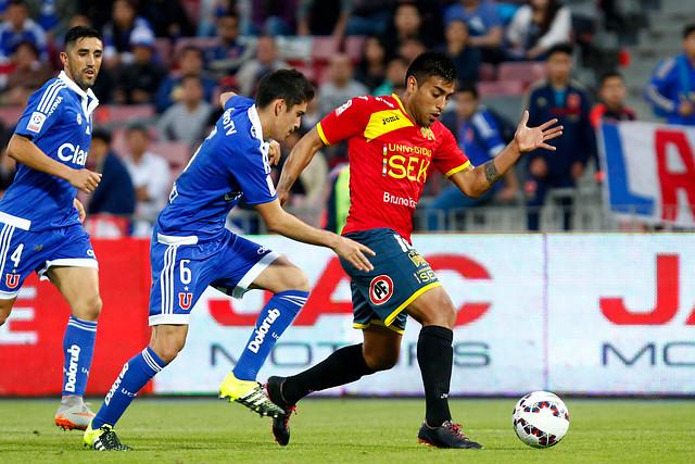 Este sábado la Unión Española pondrá a prueba el liderato de la U de Chile en torneo nacional