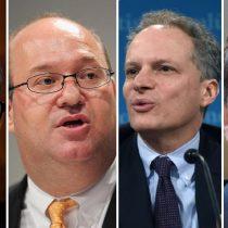 Stanley Fischer, Valdés, De Gregorio y Alejandro Werner del FMI lideran