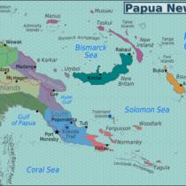 Descartado en Chile el riesgo de tsunami por terremoto en Papúa Nueva Guinea