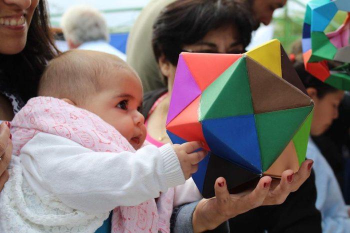 Festival de Matemática, el evento que desbordó emoción y geometría en Valparaíso