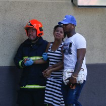 Una mujer dominicana y su hijo de tres meses mueren al lanzarse de un edificio para escapar de las llamas