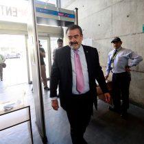 Luksic por sentencia a Gaspar Rivas: