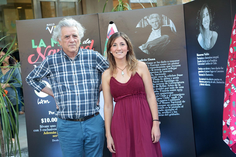 Andres Gana y Macarena Valdes1576