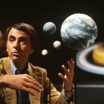 Las especulaciones de la evolución de la inteligencia humana de Carl Sagan