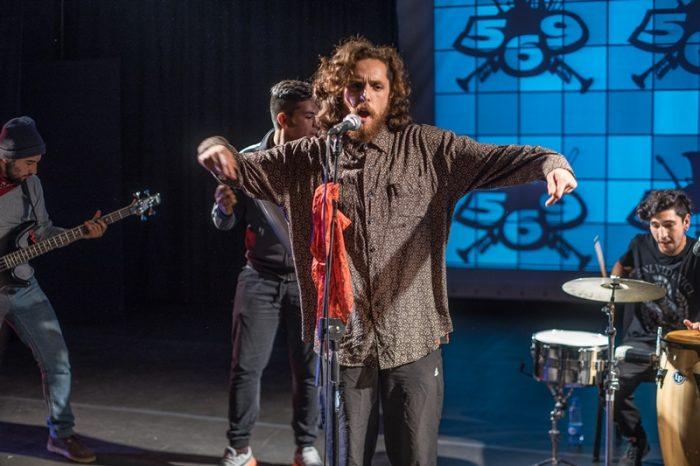 Balmaceda Arte Joven cierra exitoso año de producción musical con rock, pop y cumbia emergente