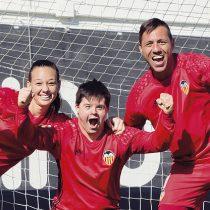 [VIDEO] Christiane Endler protagoniza divertida campaña en el Valencia