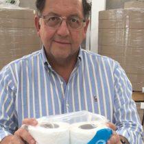 La dura batalla del papel higiénico no coludido para llegar a los supermercados