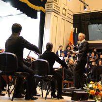 Concierto Navideño gratuito: Orquesta Clásica y Coro de la Usach Casa Central Universidad de Santiago