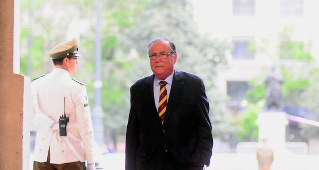 Diputado Gutiérrez revela que hermano de ministro de Justicia estuvo involucrado en la muerte de tres militantes del PC y uno del MIR