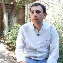 """Entrevista: Joel Chávez, ex secretario de Van Rysselberghe """"Yo era el hombre del maletín mensajero"""""""