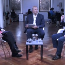 La Mesa - Juan Andrés Camus y Jorge Errázuriz: socios de toda la vida y protagonistas de la historia moderna del mercado financiero chileno
