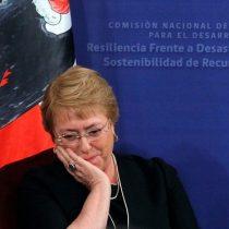 Bachelet apunta a campaña orquestada contra su gestión: