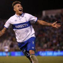 Nicolás Castillo llega a México y asegura estar listo para anotar goles