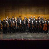 Concierto de la Orquesta de Cámara de Chile en Teatro Oriente
