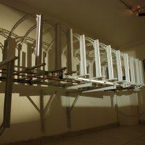 Visitas guiadas y caminata realizadas por artista Anthony McInneny en Museo Benjamín Vicuña Mackenna