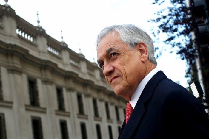 Hoy, gana Piñera