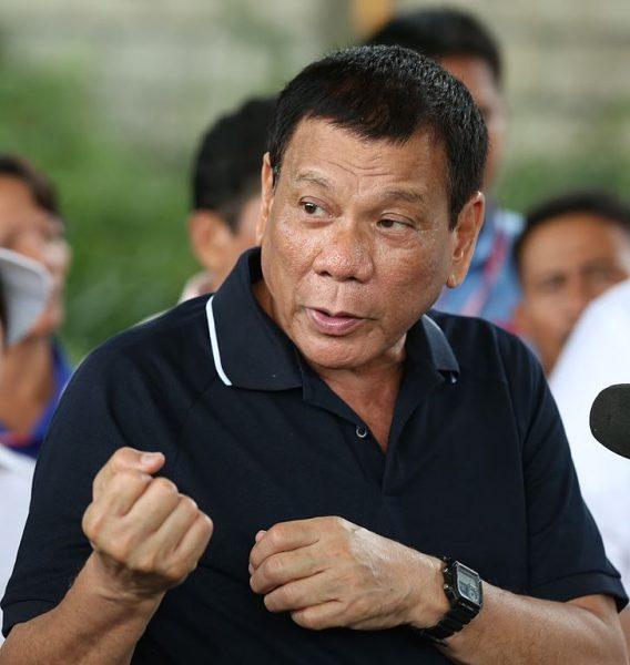 Presidente de Filipinas asegura que mató gente personalmente cuando era alcalde