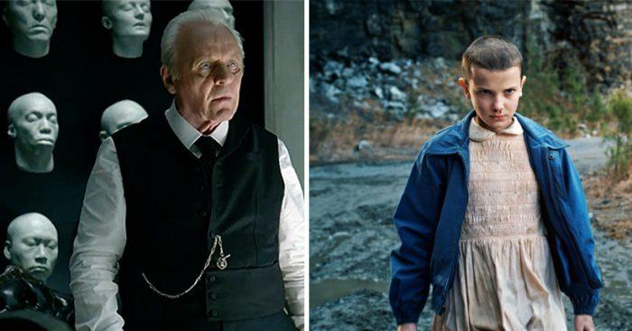 """""""Westworld"""" contra """"Strangers Things"""", el año de Netflix contra HBO"""