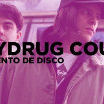 Lanzamiento del nuevo disco de The Holydrug Couple en M100