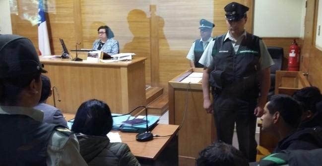 Habla el juez usado como escudo humano por reo fugado