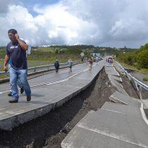 Al menos nueve réplicas tras terremoto de magnitud 7,6