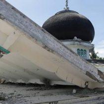 Al menos 92 muertos por terremoto en Indonesia