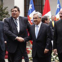 """Las condolencias de Piñera tras el suicidio de Alan García: """"Que Dios acoja su alma"""""""