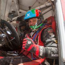 Albert Llovera, el piloto parapléjico que va por su cuarto Dakar