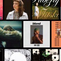[VIDEO] Los 10 mejores discos (en inglés) del año 2016