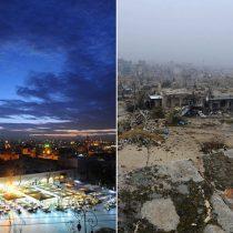 [VIDEO] Alepo, antes y después de la batalla