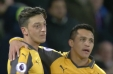 [VIDEO] Alexis sigue imparable: convierte en victoria parcial del Arsenal ante el West Ham
