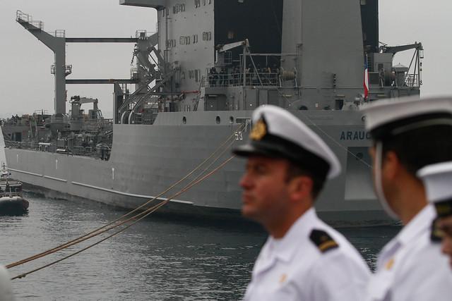 Escándalo sexual en fragata Lynch: Armada rechaza conducta de marinos procesados
