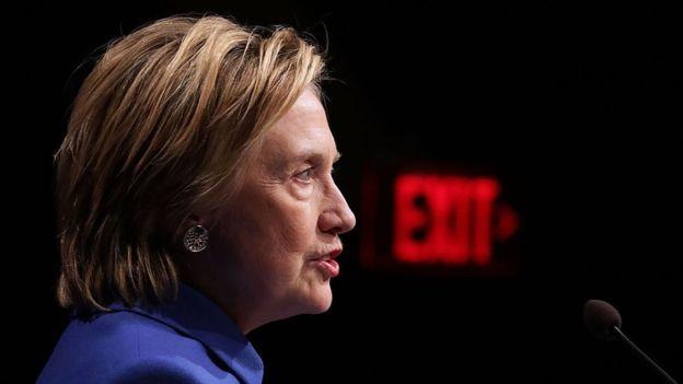 Según las autoridades estadounidenses, el objetivo de los ciberataques era afectar la campaña de Hillary Clinton.