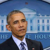 Obama tacha de