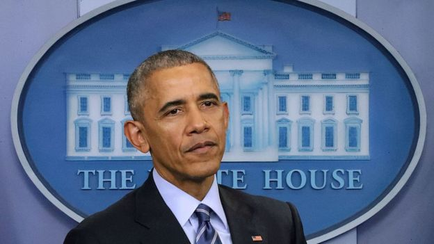 El presidente Barack Obama dijo que tomará otras medidas contra Rusia que no serán anunciadas.