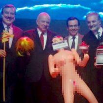 Ex presidente de Asexma por regalo de muñeca inflable: