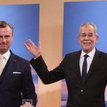 Elecciones en Austria: gana el ecologista Alexander Van der Bellen y pierde la ultraderecha de Norbert Hofer
