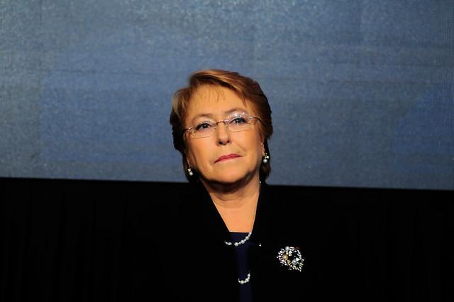 Bachelet envía mensaje de apoyo a afectados por el fuerte sismo