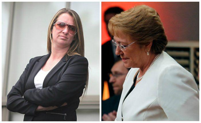 Bachelet y Compagnon no se hablan: pasarán Navidad separadas