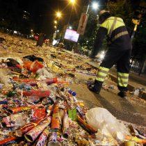 Encuesta Nacional del Medio Ambiente: contaminación del aire y basura, los problemas que más preocupan a los chilenos