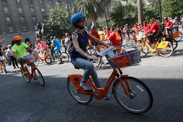 Un nuevo intento para que Las Condes se una a sistema intercomunal de bicicletas públicas