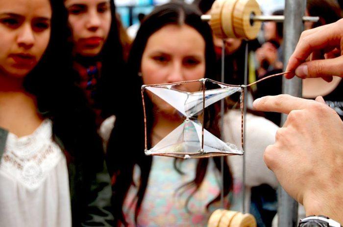 Festival de Matemáticas de Valparaíso revela los misterios de la geometría de la vida cotidiana